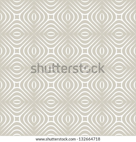 Seamless pattern. Geometric stylish background. Vector delicate texture