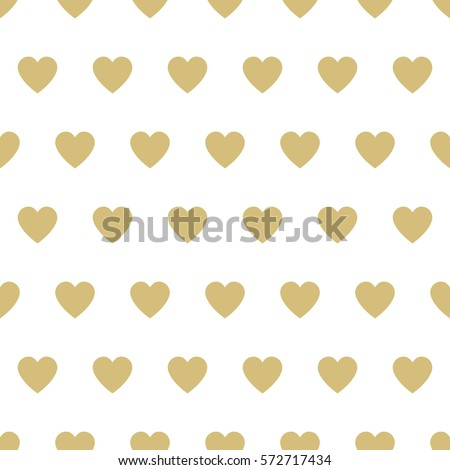 Seamless  pattern hearts. Holiday background. Vector illustration.
