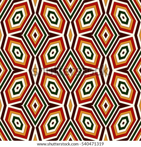 seamless pattern in christmas