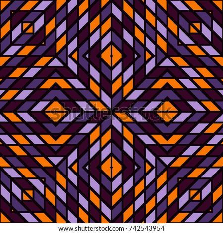 seamless pattern in halloween