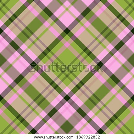 seamless pattern in pink and