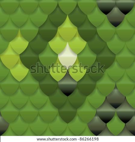 Seamless pattern look like dragon skin