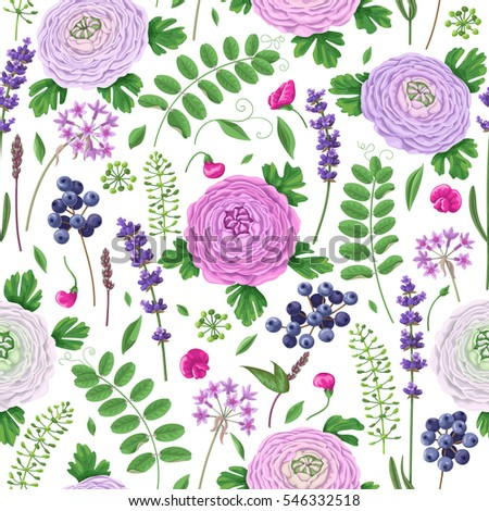 seamless pattern made with