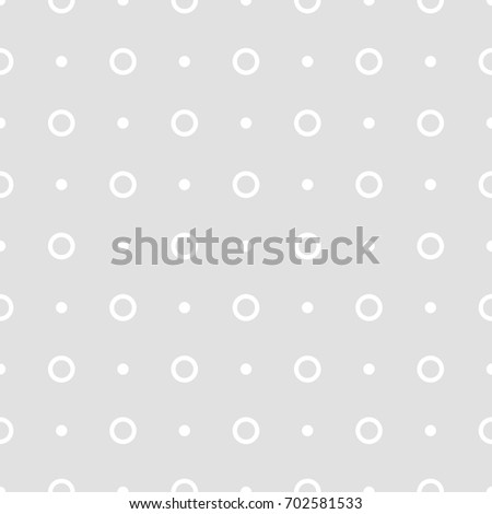 Seamless pattern of circles and dots. Geometric background. Vector illustration. Good quality. Good design.