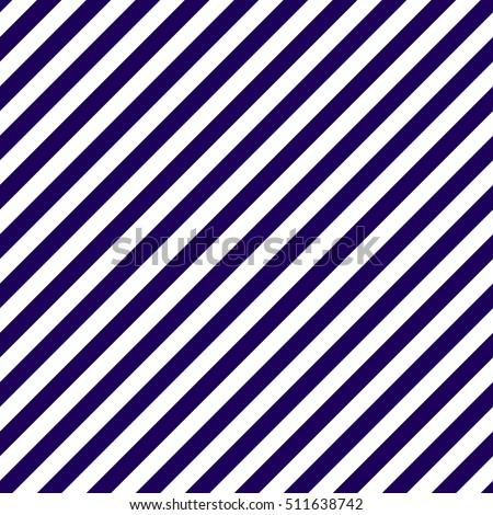 Seamless pattern of dark blue diagonal stripes. Linear background of diagonal stripes. Vector illustration