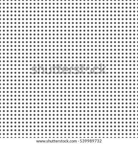 Seamless pattern of dots. Simple halftone. Abstract background. Vector illustration. Good quality. Good design.