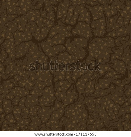 seamless pattern of ground