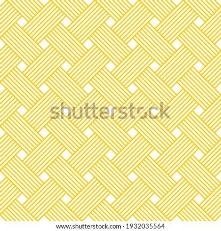 Seamless pattern of lines. Geometric striped background. Unusual lattice.