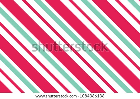 Seamless pattern. Pink-red stripes on white background. Striped diagonal pattern for printing on fabric, paper, wrapping, scrapbooking, websites Background with slanted lines Vector illustration