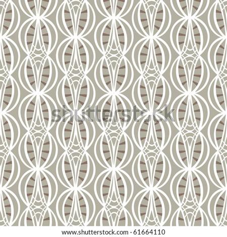 Seamless, pattern, retro style