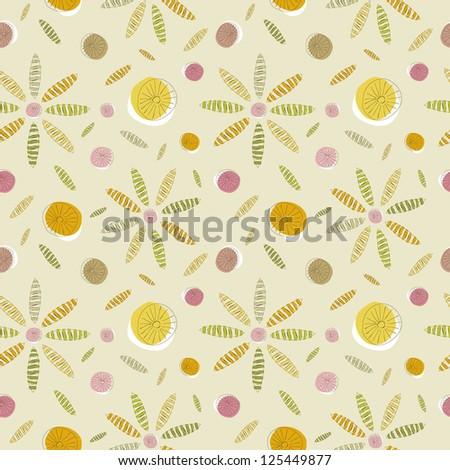 Seamless Pattern Seasonal Background Collection