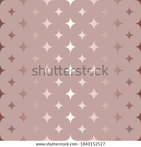 Seamless pattern stars. Elegant background with sparkle star. Glitter pattern. Bling marble texture. Delicate backdrop stars. Tender design for gift wrappers, wallpaper, wrapping paper, prints. Vector