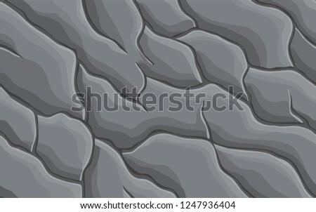 seamless pattern stone plate
