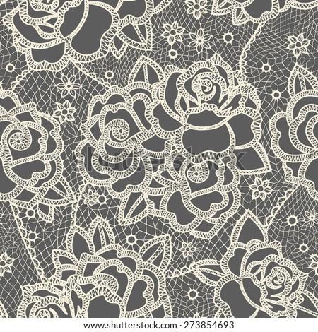 seamless pattern stylized like