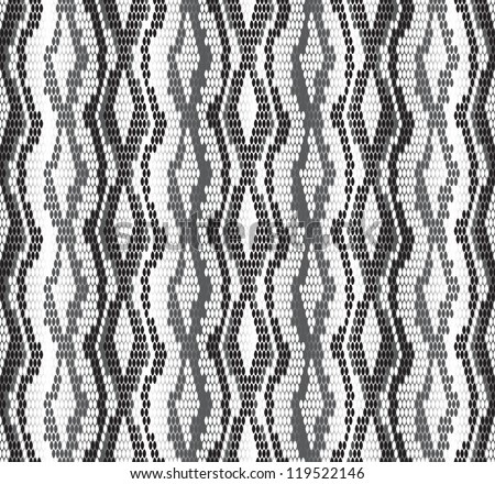 Seamless pattern. Stylized snake skin texture. 2013 New Year of the Snake