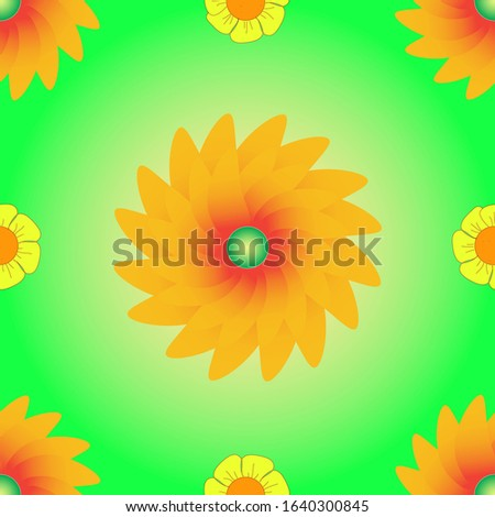 seamless pattern template logo