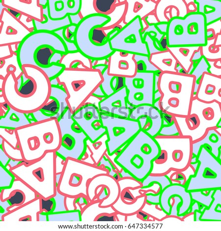 stock-vector-seamless-pattern-the-letters-abc-are-located-randomly-children-s-and-women-s-camouflage-red