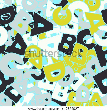 stock-vector-seamless-pattern-the-letters-abcd-are-located-randomly-children-s-and-women-s-camouflage-white