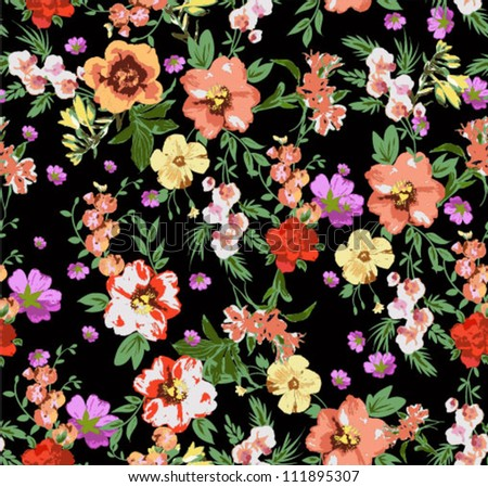 FLORAL PRINT AND PATTERN - Pinterest