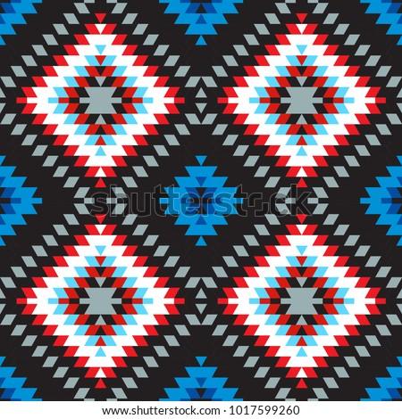 seamless pattern turkish carpet