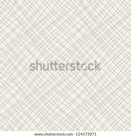 Seamless pattern Vector abstract background Cool cell structure