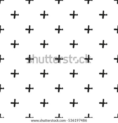 seamless pattern with a swiss