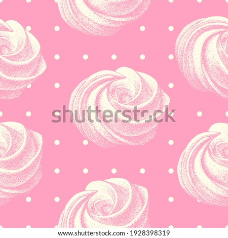 seamless pattern with airy