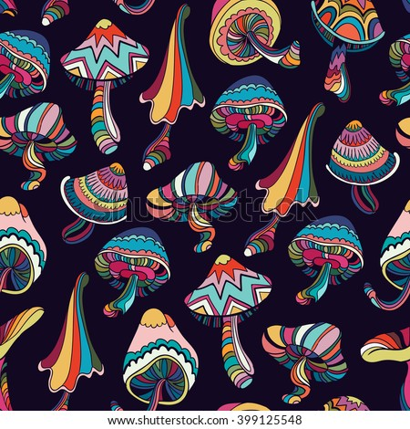 seamless pattern with colorful