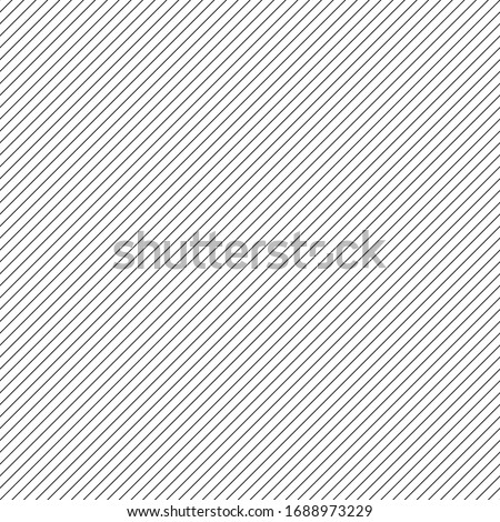 Seamless pattern with diagonal stripes. Geometric abstract vector background. Сток-фото ©