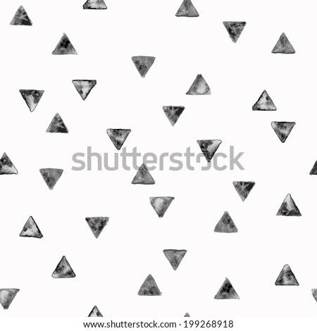 seamless pattern with grunge