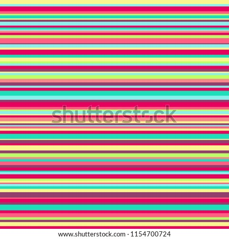 Seamless pattern with horizontal lines. Striped multicolored background. Abstract texture with stripes. Geometric wallpaper of the surface. Print for polygraphy, flyers, t-shirts and textiles