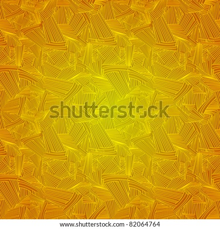 Seamless pattern with oil paint brush textures. - stock vector