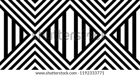 seamless pattern with striped