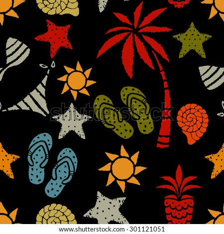 045f5d00b3dc4 Royalty-free Seamless pattern with sun