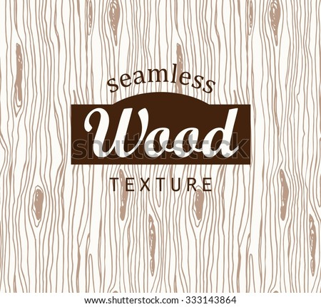 seamless pattern with wood
