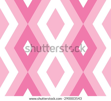 seamless pattern with zigzag