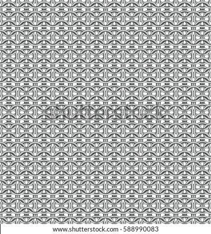 seamless pattern woven from