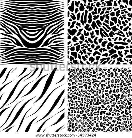 seamless patterns of african