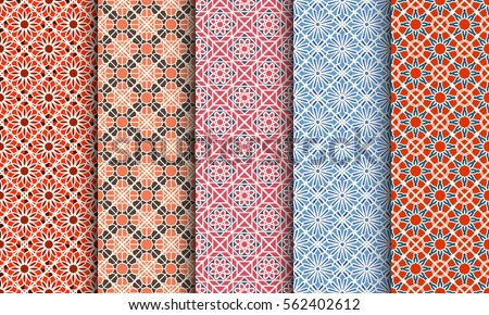 seamless patterns with