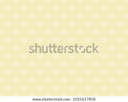 seamless pentagon shape pattern