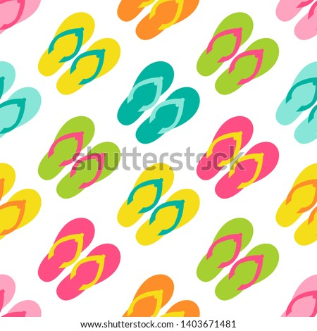 Seamless pink simple pattern with simple fishes background