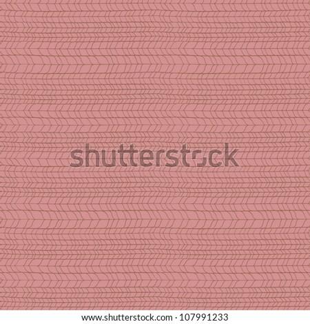 Seamless pink wicker texture. Vector illustration