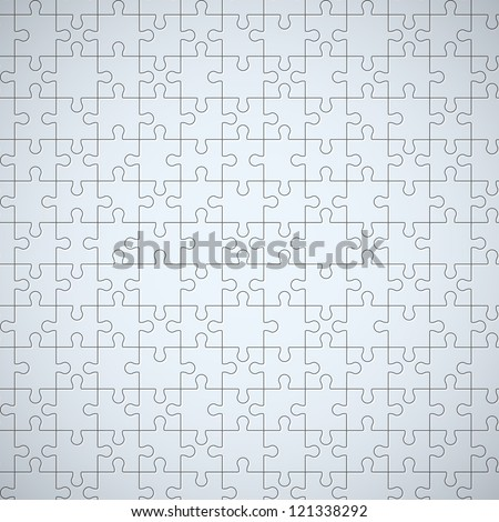 seamless puzzle texture eps10