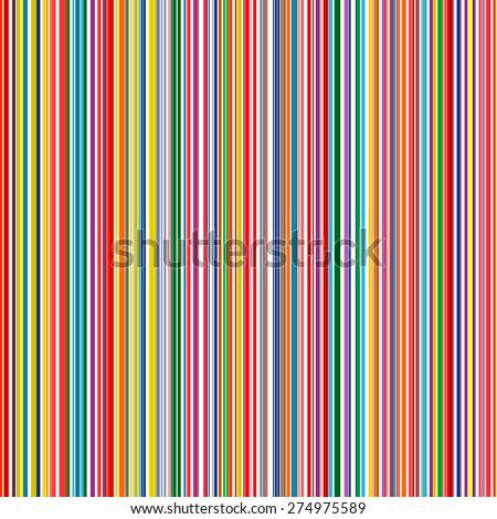 seamless rainbow vertical