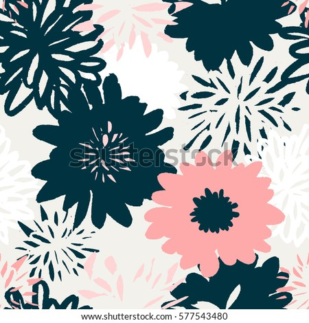 seamless repeating pattern with