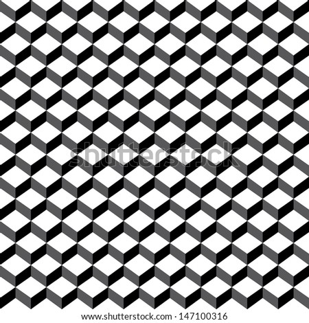 Seamless repeating tile background.Vector EPS10