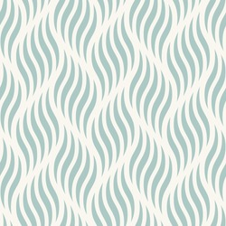 Seamless ripple pattern. Repeating vector texture. Wavy graphic background