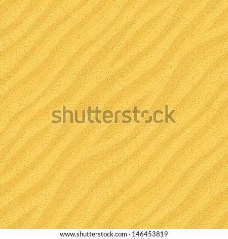 seamless sand surface  vector