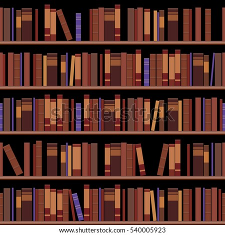 seamless simple classic library