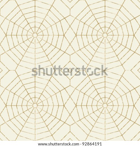 seamless spider web pattern 3